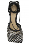Bottega Veneta Strass-embellished pumps