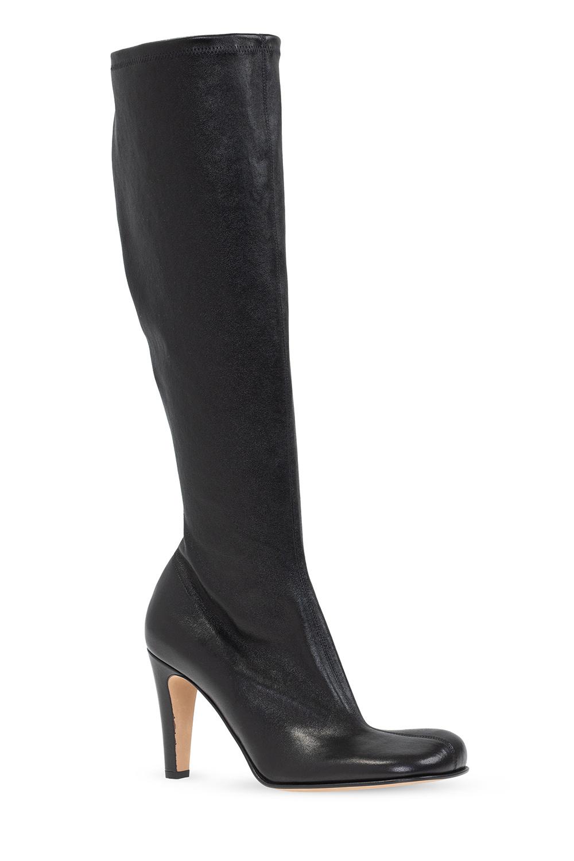 Bottega Veneta 'Bloc' heeled boots