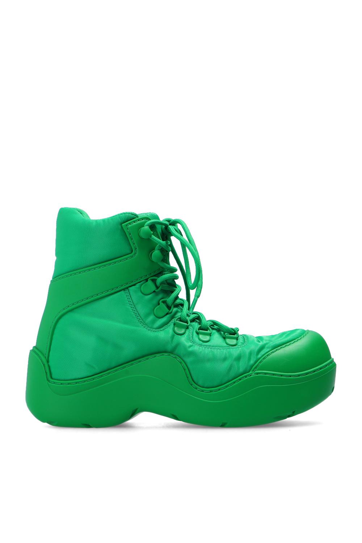 Bottega Veneta 'Puddle Bomber' ankle boots