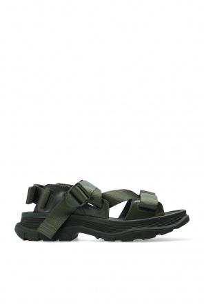Sandals with velcro closure od Alexander McQueen