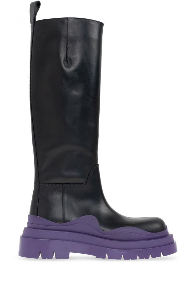 Bottega Veneta 'Tire' boots