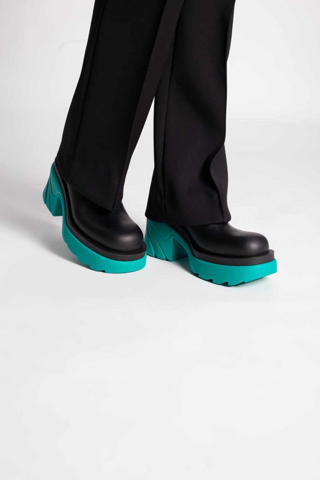 Bottega Veneta Flash厚底拖鞋