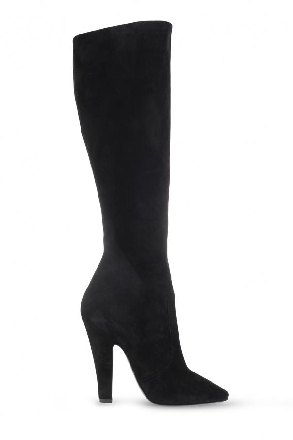 Saint Laurent '68' heeled knee-high boots