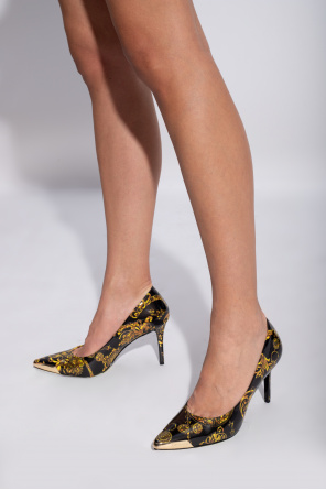 Heeled pumps od Versace Jeans Couture