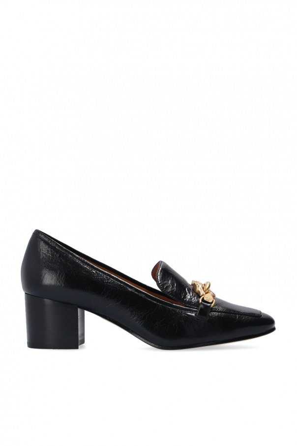 Tory Burch Leather moccasins
