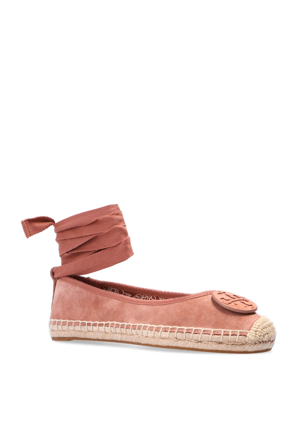 Tory Burch 'Minnie' espadrilles with ankle ties