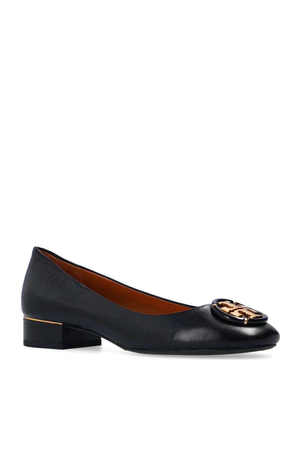 Tory Burch Pumps with logo
