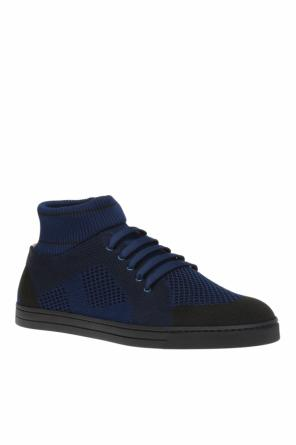 High-top sneakers od Fendi