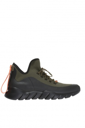 Lace-up sneakers od Fendi