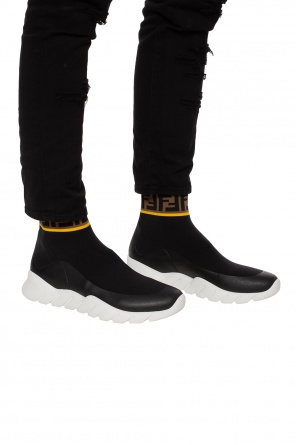 Sock sneakers od Fendi