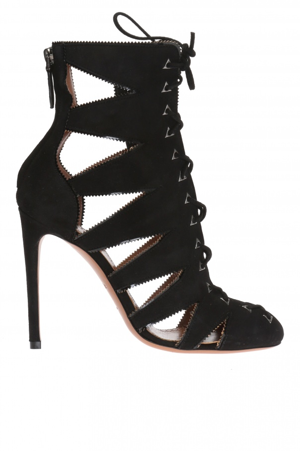 Lace-up pumps od Alaia