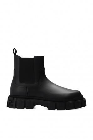 'force' chelsea boots od Fendi