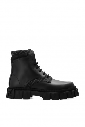 'force' ankle boots od Fendi