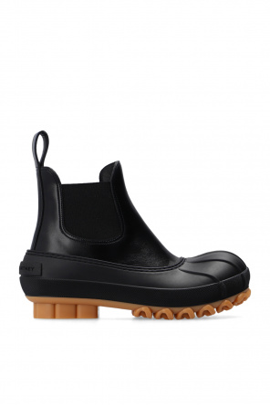 Ankle boots with logo od Stella McCartney