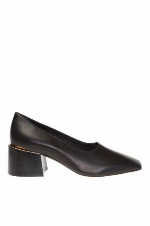 6f6a905dfe03f Women's mid-heel shoes, suede, leather, designer- Vvitkac shop online