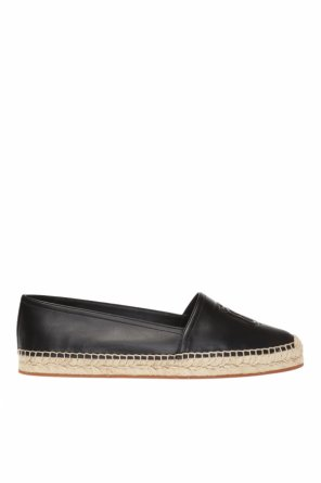 'tabitha' espadrilles with a logo od Burberry