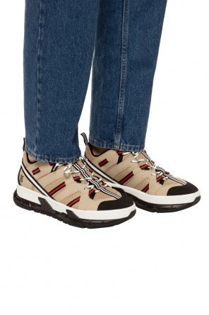 Logo sneakers od Burberry