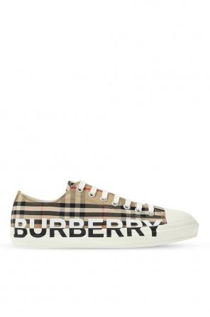 Logo sneakers od Burberry