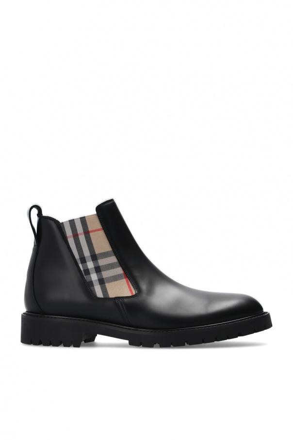 Burberry 'Allostock' Chelsea boots