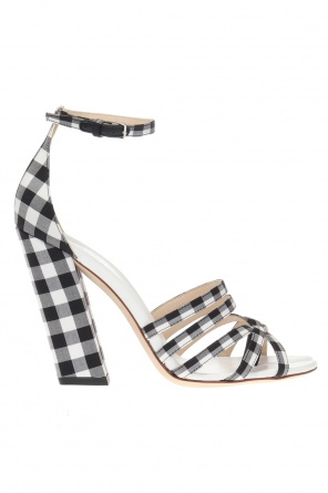 Heeled sandals od Burberry