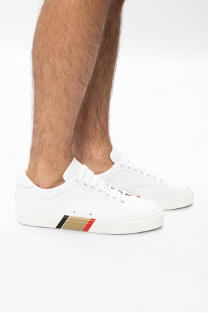 Sneakers with logo od Burberry