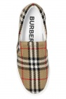 Burberry Patterned sneakers