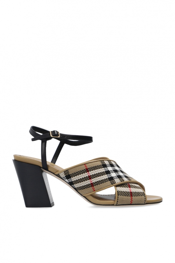 Burberry Heeled sandals