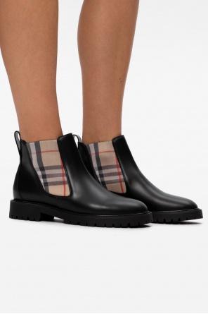 'allostock' chelsea boots od Burberry