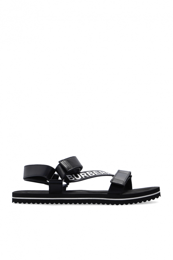 Burberry Sandals with logo