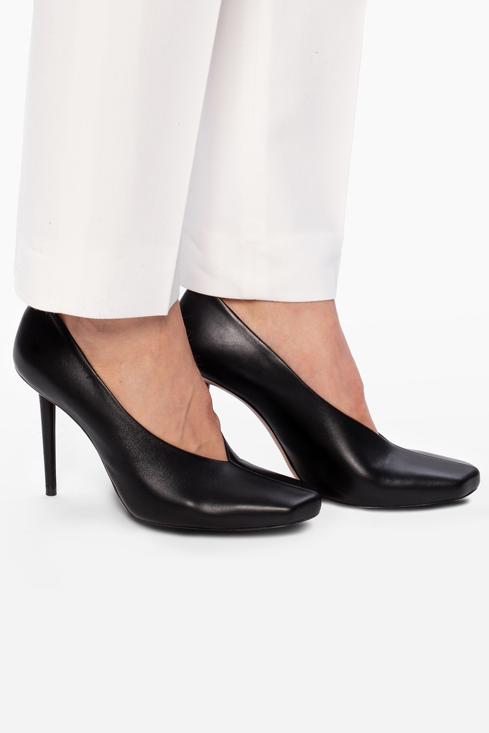 Burberry 'Sculptural' pumps