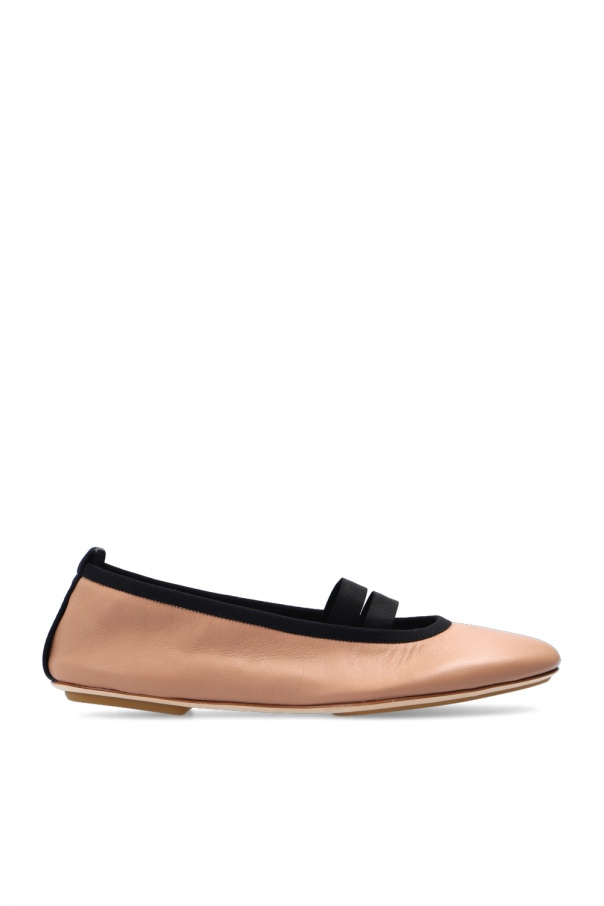 Burberry 'Ballerina' leather flats