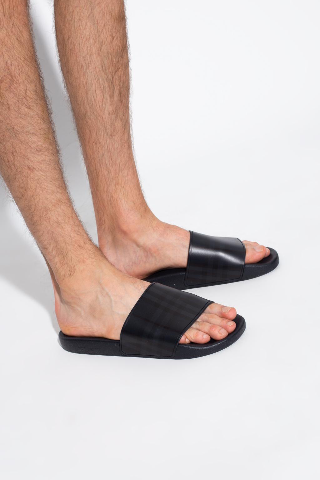Burberry Rubber slides