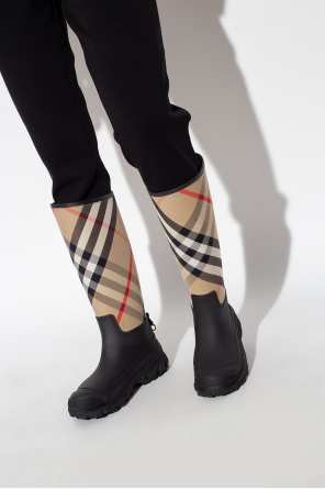 Rain boots od Burberry