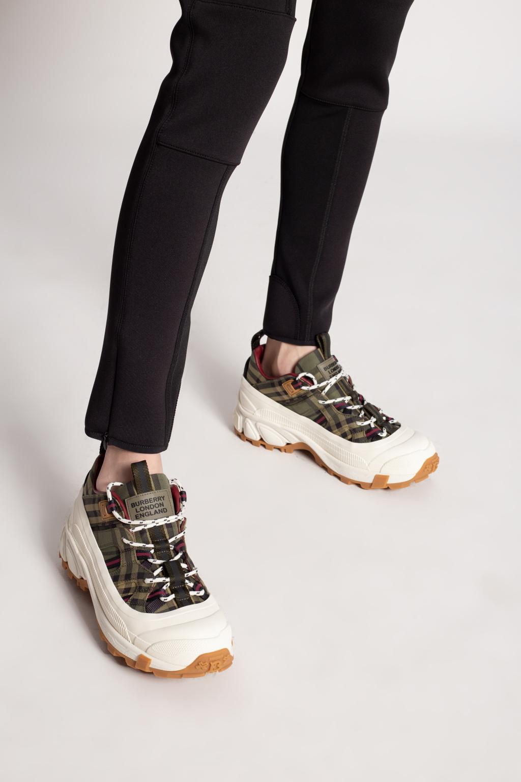 Burberry 'Arthur' platform sneakers