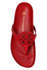 Tory Burch Leather flip-flops