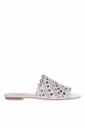 Cut-out slides od Alaia