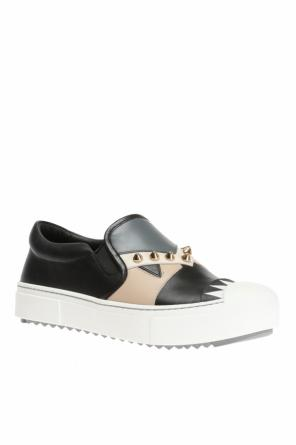 Slip-on sneakers od Fendi