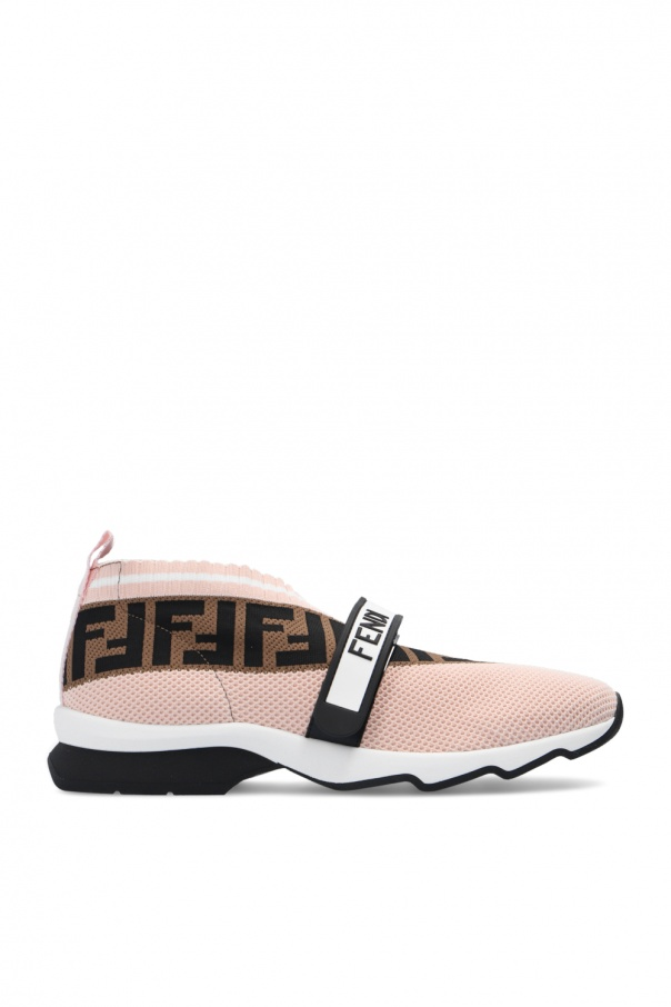Fendi Sneakers with logo