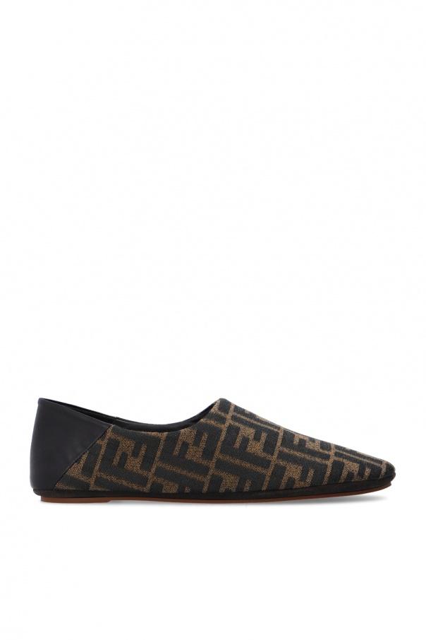 Fendi Logo shoes