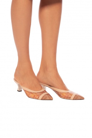 透明凉鞋 od Fendi