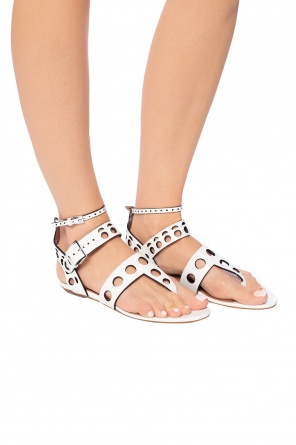 Sandals with slits od Alaia