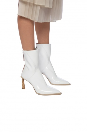 Heeled ankle boots od Fendi