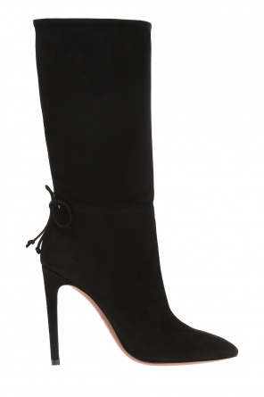 Heeled over the knee boots od Alaia