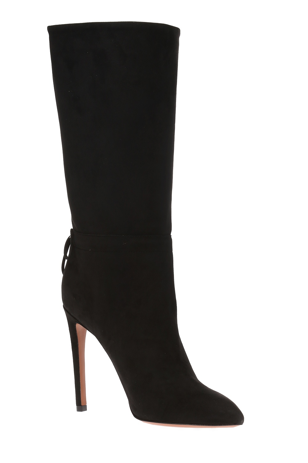 Alaia Heeled over the knee boots
