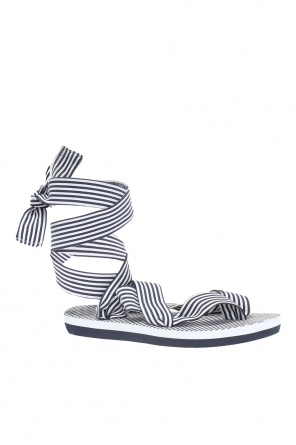 Striped sandals od EA7 Emporio Armani