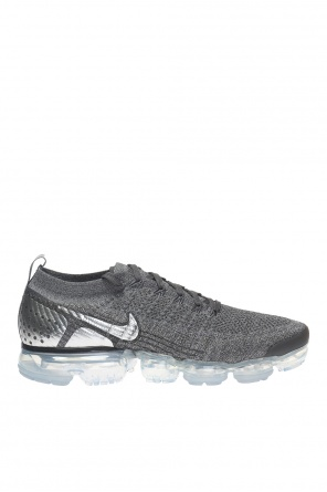 'vapormax flyknit 2' sport shoes with a sock od Nike