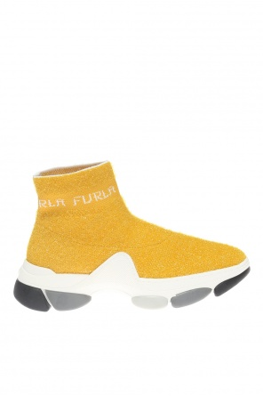 'wonderfurla' sock sneakers od Furla