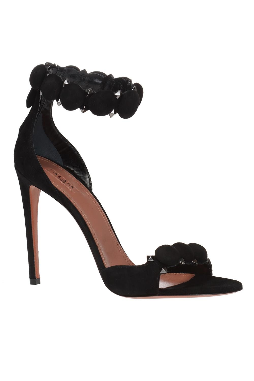 Alaia Embellished stiletto sandals