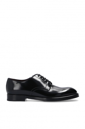 Leather derby shoes od Dolce & Gabbana
