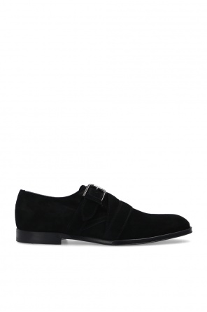 'giotto' suede shoes od Dolce & Gabbana